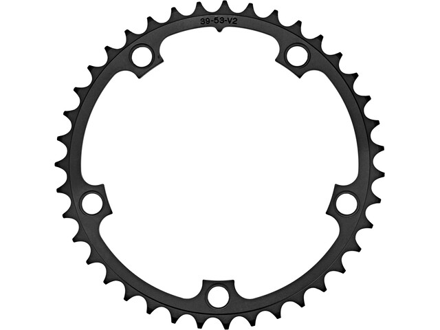 SRAM Road Drev Alu 64mm svart